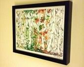 Framed Artwork, Any 11x14 Print in Black Wood Frame, Ready to Hang Art, Living Room Art, Framed Art, Living Room Decor, Housewarming Gift