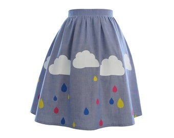 Rainy Day Skirt - SIZE 14