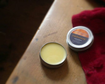 cashmere : solid perfume / fragrance