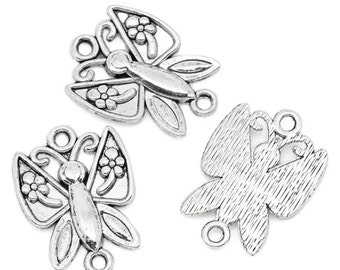 Butterfly Connector - Set of 10 - #SCON145