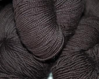 Studio June Yarn, Sydney Sock, Superwash Merino, Color - Black