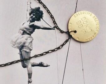 Executive Decision Maker - Necklace