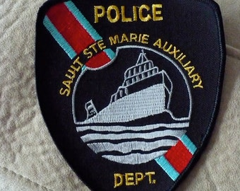 Police - Sault Ste. Marie Auxiliary Dept.