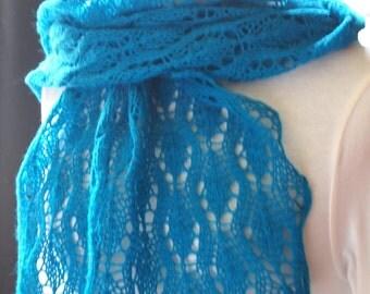 Knitting Pattern - Clove Shawl