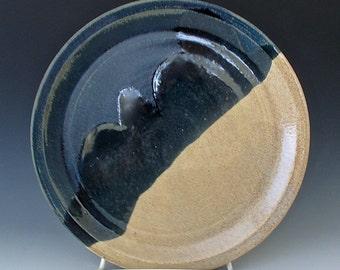 Dinner Plate. Dark Denim. Navy Blue. Blue Gray. Sand. Tan. Taupe. Charcoal Gray. Gun Metal.