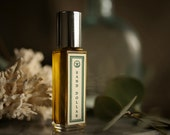 Sand Dollar™ - natural unisex perfume oil - Ocean, Jasmine, Beach, Sand, Seaweed, Sea Salt perfume by For Strange Women (or Men) - 8mL