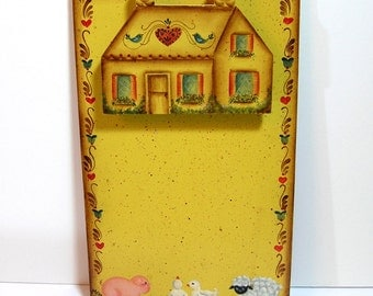 Country Clipboard - Country Cottage
