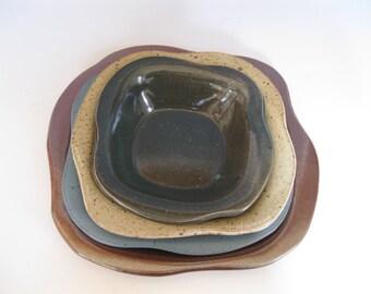 Slab Dinnerware by custom order