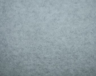 Grey Fleece Fabric 24 inches x 60 inches