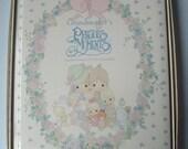 PRECIOUS MOMENTS MEMORY Book Grandmother's Precious Moments - Special Memories for My Grandchild in Original Gift Box