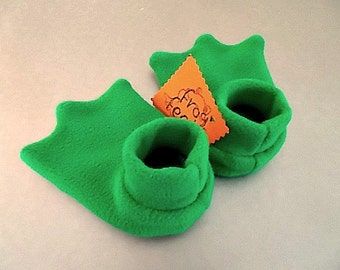 Frog Feet Slippers for Children
