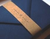 Navy A2 Envelopes 25/Pk