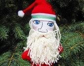 Santa Claus Hand Puppet