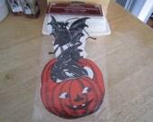 Reserved for Teddy Ruetz, Three Halloween Hanging DieCuts