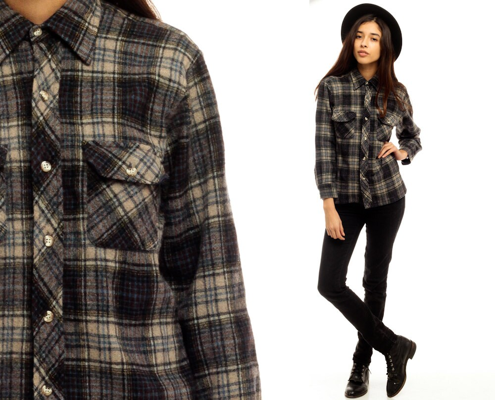 Customized Girl Flannel Grunge Reject: Unisex Plaid Flannel Shirt. by Customized Girl. $ - $ $ 48 $ 52 FREE Shipping on eligible orders. Flannel Plaid Shirts with Fleece Lining, front chest pocket, collar Future Mrs. Ring Custom Name Gift: Ladies Long Sleeve Plaid Flannel Shirt.