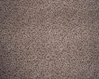 Sale~Brown TextureSock Monkey Fabric   1/2 yard piece
