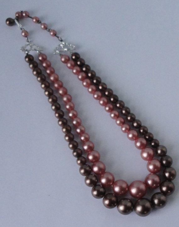 Hong kong pearl jewelry vintage