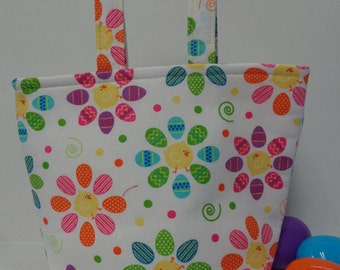 Baby Easter Chicks Tote Bag