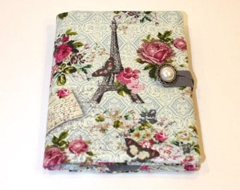 Romance in Paris Kindle Paperwhite or Nook Glowlight Cover