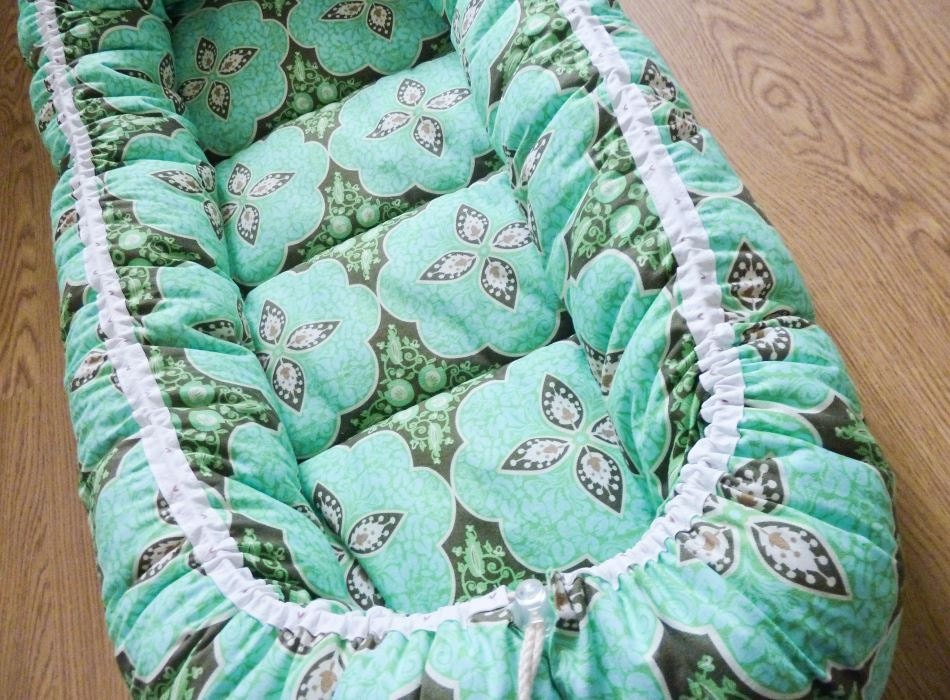 It is a graphic of Luscious Printable Baby Nest Pattern