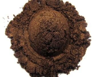 Molten Metals-Loose Mineral Eyeshadow-Milk Chocolate