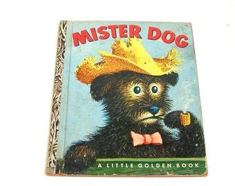 Mister Dog, A Little Golden Book