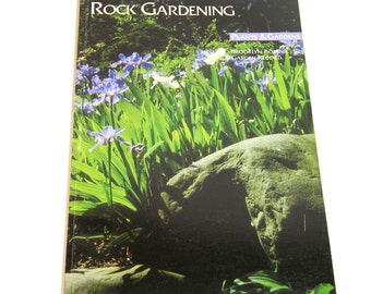 Rock Gardens Brooklyn Botanic Garden