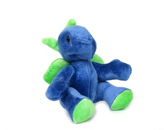 Dragon Stuffed Toy Plush Soft Sculpture