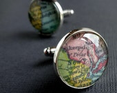 High Quality Cufflinks, Handmade Cufflinks, Personalise