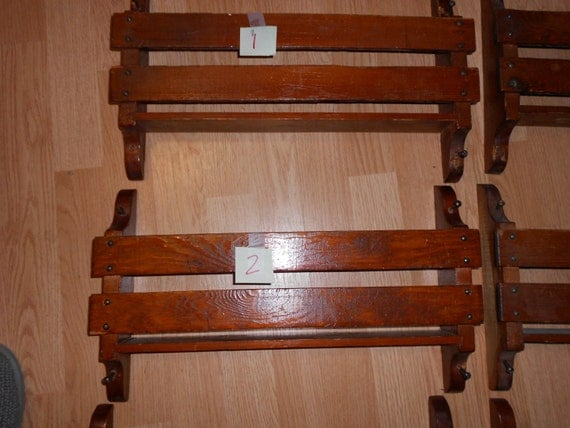 Church Pew Hymnal Racks Song Book Bible Holder By