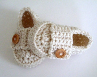 Baby Boy Shoes, Baby Loafers, Crochet Shoes, Toddler Loafers, Baby Boy Booties, Beige Shoes