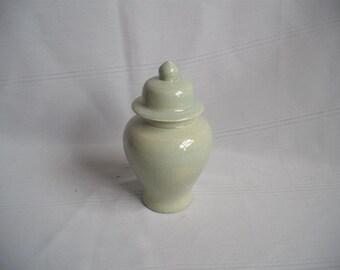 Ceramic Cremation Urn / Extra Small #2