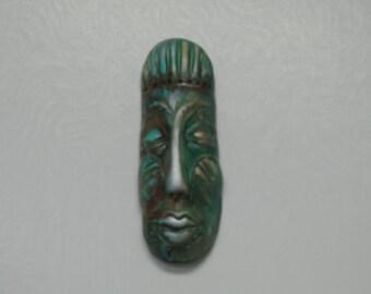 Ancient Stone Warrior