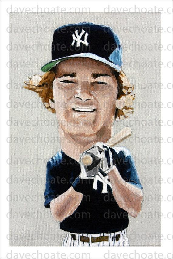 Don Mattingly New York Yankees Photo Print