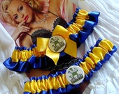 Wedding Sports Theme Custom Garters