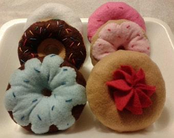 Felt Play Doughnuts Donuts