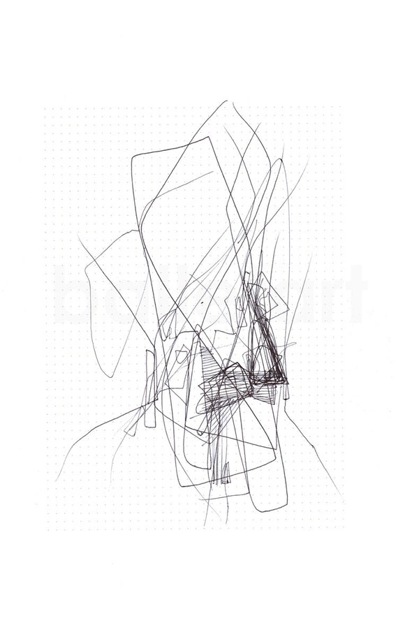 Best Sketches Of Pompido Building