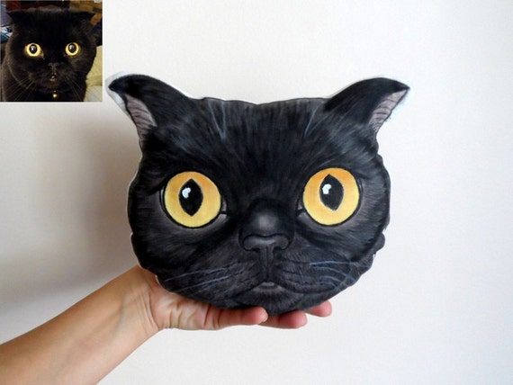Custom CAT Pillows