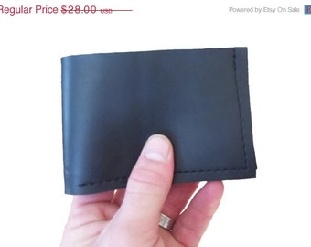 HOLIDAYSALE Recycled Rubber Bi Fold Wallet