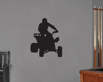 Four Wheeler - Sports Wall Decals