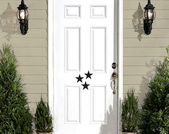Set Of Stars - Patriotic Shapes Wall Decals