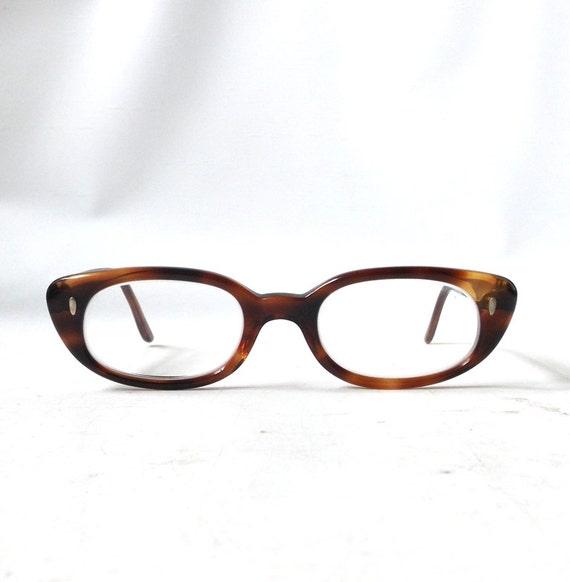 Vintage 1950 S Eyeglasses Prescription By Recyclebuyvintage