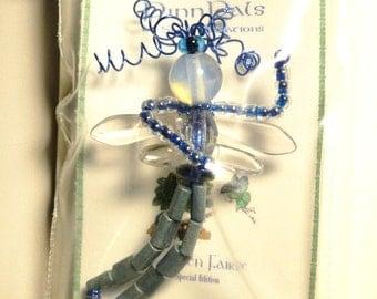 Blue Fairy - PinnPals Pin