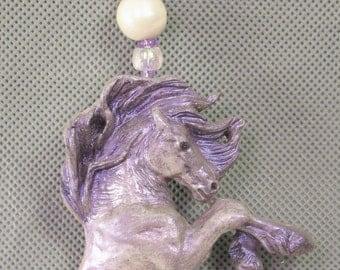 Wild Pony resin Ornament