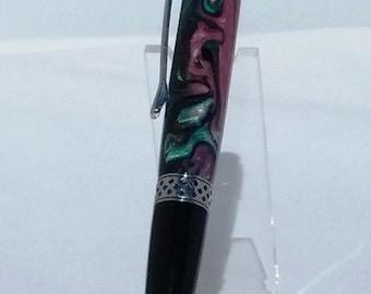 handcrafted acrylic stylus pen Abalone  *Free shipping,use code freeship*