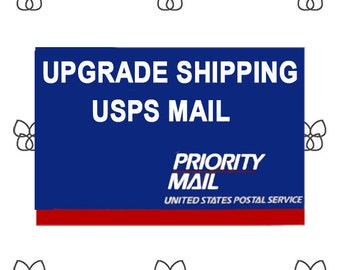 USA Only Domestic 2 to 3 days Priority Mail Shipping - Get it fast!