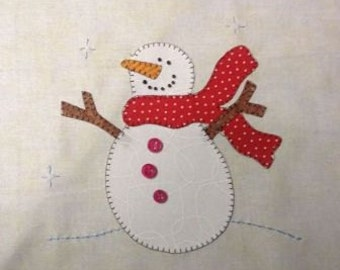 My Favorite Things Quilt Doodle Designs January's Blocks 2015