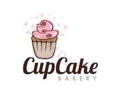 Logo Design - Premade Cupcake logo design, baking logo design,  #3