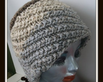 HAT WOMEN KNITTED-Super sized Slouch   Snood   Beanie   Large  Hat   Women   Teens Head cover [  Free Shipping To Hawaii Not Included]