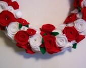 Wreath, Christmas Wreath, Traditional Wreath